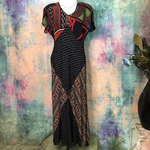 💜💜 Carole Little Bohemia Maxi Dress 💜💜